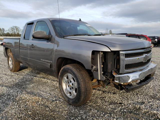 Salvage cars for sale from Copart Spartanburg, SC: 2008 Chevrolet Silverado