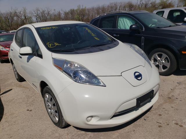 2013 Nissan LEAF | Vin: 1N4AZ0CP4DC426190