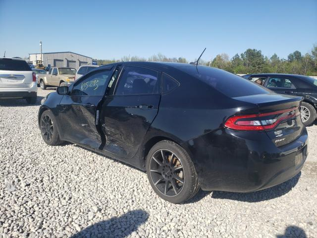 2014 DODGE DART SE - Right Front View