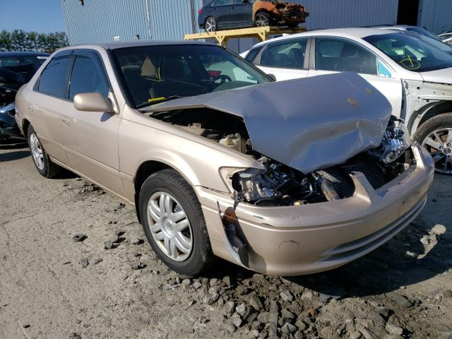 Salvage cars for sale from Copart Windsor, NJ: 2000 Toyota Camry CE