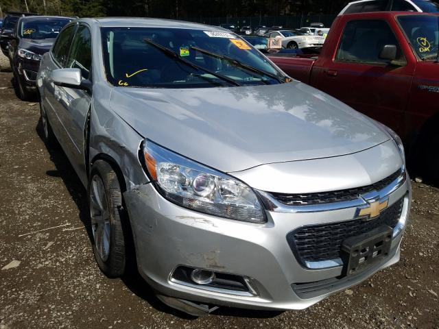 Salvage cars for sale from Copart Graham, WA: 2015 Chevrolet Malibu 2LT