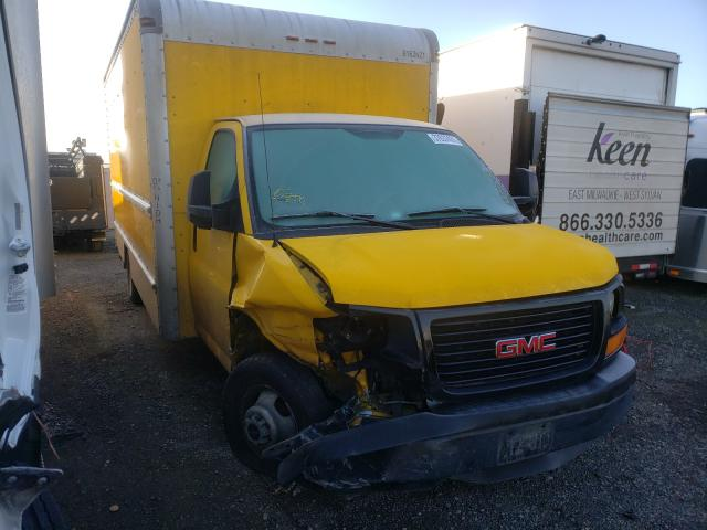 Salvage cars for sale from Copart Woodburn, OR: 2012 GMC Savana CUT