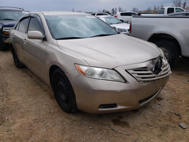 Salvage cars for sale from Copart Bridgeton, MO: 2007 Toyota Camry CE
