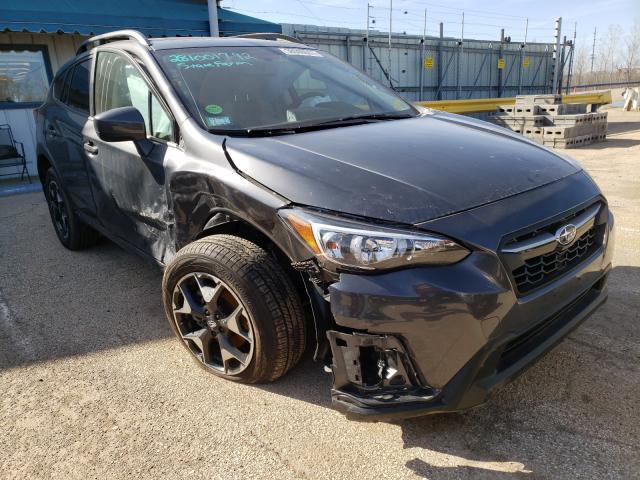 Salvage cars for sale from Copart Pekin, IL: 2020 Subaru Crosstrek