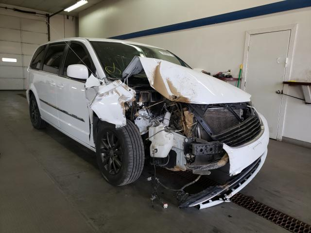 Salvage cars for sale from Copart Pasco, WA: 2016 Chrysler Town & Country