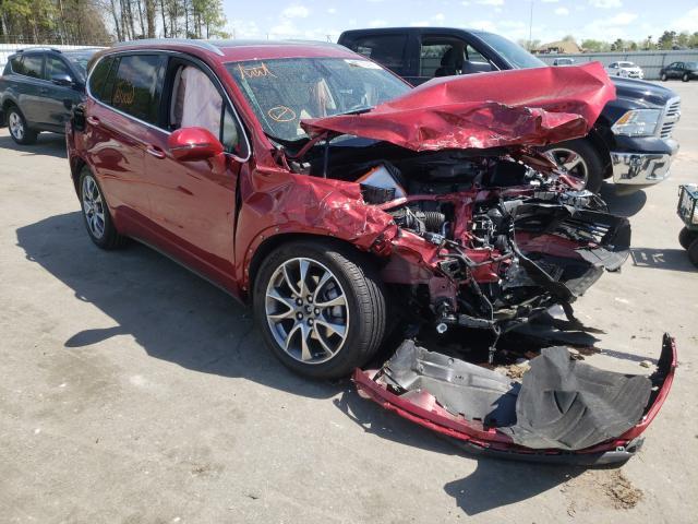 Vehiculos salvage en venta de Copart Dunn, NC: 2020 Buick Envision E