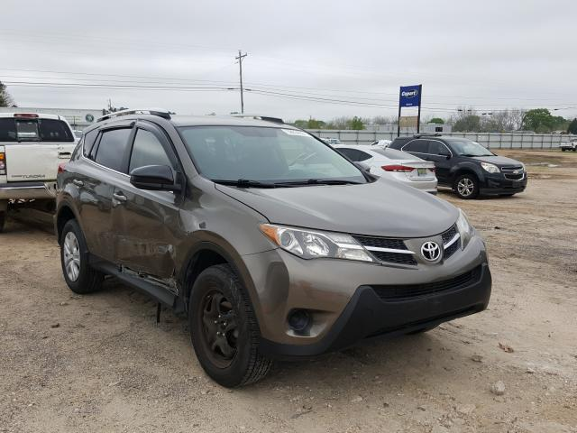 Salvage cars for sale from Copart Newton, AL: 2014 Toyota Rav4 LE