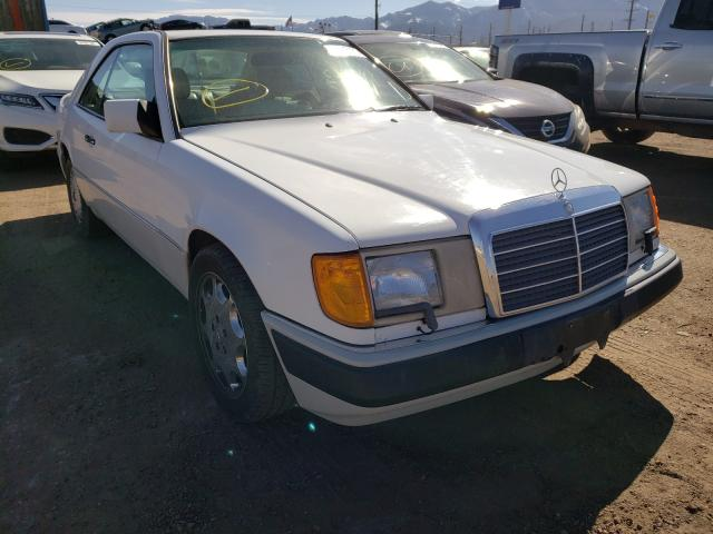 Mercedes-Benz 300 CE salvage cars for sale: 1990 Mercedes-Benz 300 CE