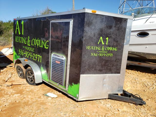 Vehiculos salvage en venta de Copart China Grove, NC: 2018 Other Trailer