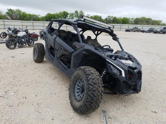 Salvage motorcycles for sale at New Braunfels, TX auction: 2020 Can-Am Maverick X