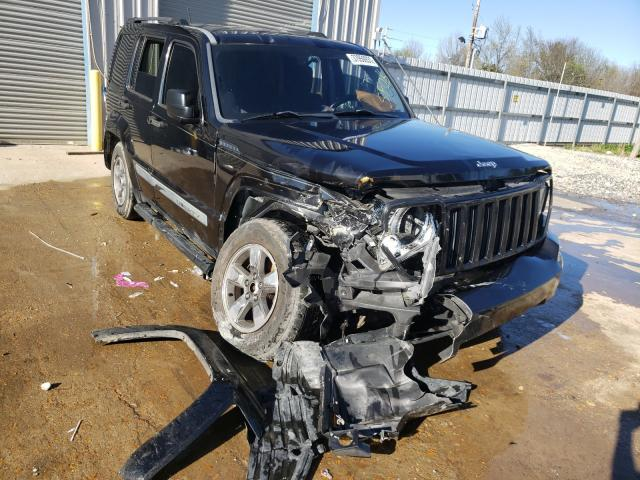 2008 JEEP LIBERTY SP - Other View