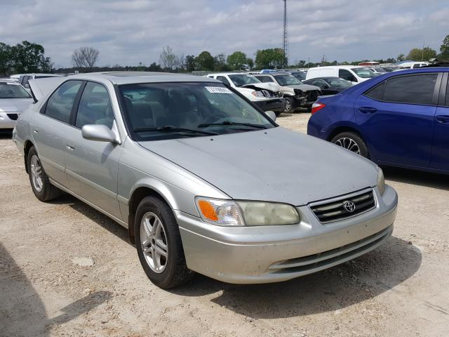 Salvage cars for sale from Copart Newton, AL: 2001 Toyota Camry CE