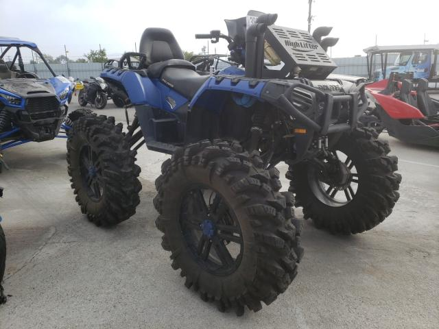 Salvage cars for sale from Copart Sun Valley, CA: 2012 Polaris Sportsman
