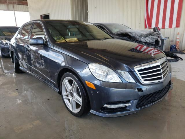 Salvage cars for sale from Copart Homestead, FL: 2013 Mercedes-Benz E 350