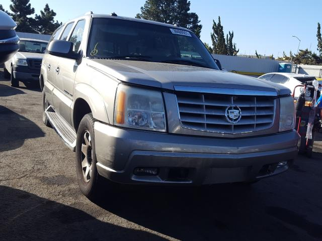 Cadillac Vehiculos salvage en venta: 2003 Cadillac Escalade E