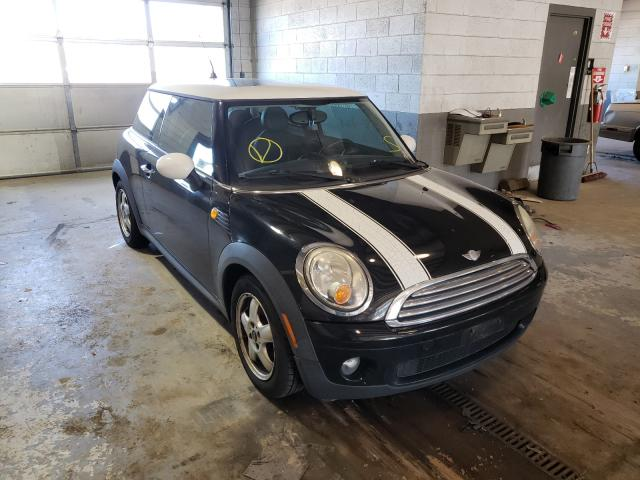Salvage cars for sale from Copart Sandston, VA: 2009 Mini Cooper