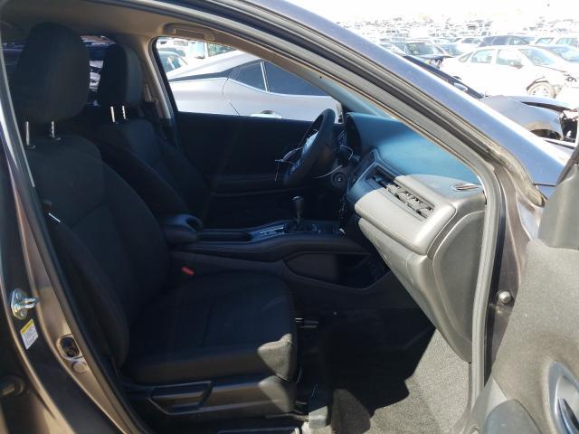 2016 HONDA HR-V LX - Left Rear View