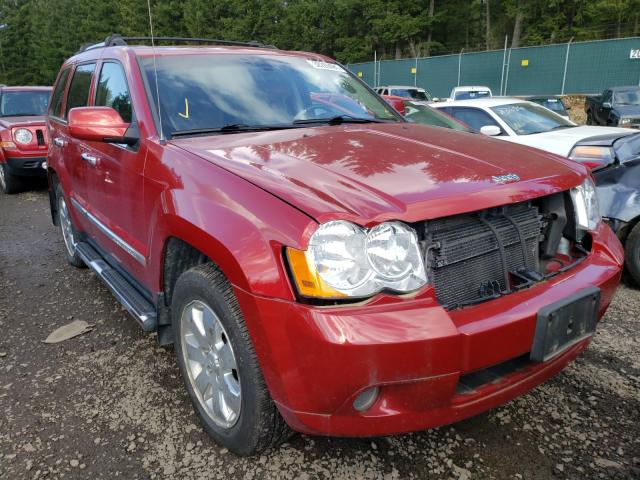 Salvage cars for sale from Copart Graham, WA: 2010 Jeep Grand Cherokee