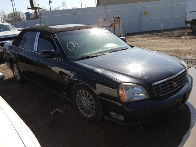 Cadillac DTS salvage cars for sale: 2005 Cadillac DTS