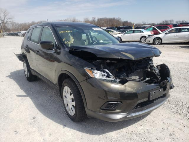2016 NISSAN ROGUE S 5N1AT2MV6GC760175