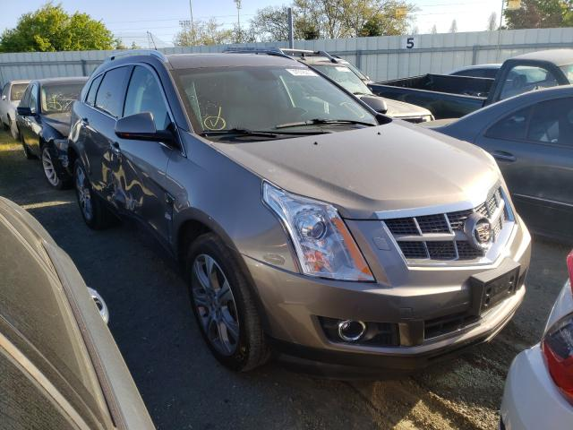 Salvage cars for sale from Copart Vallejo, CA: 2012 Cadillac SRX Perfor