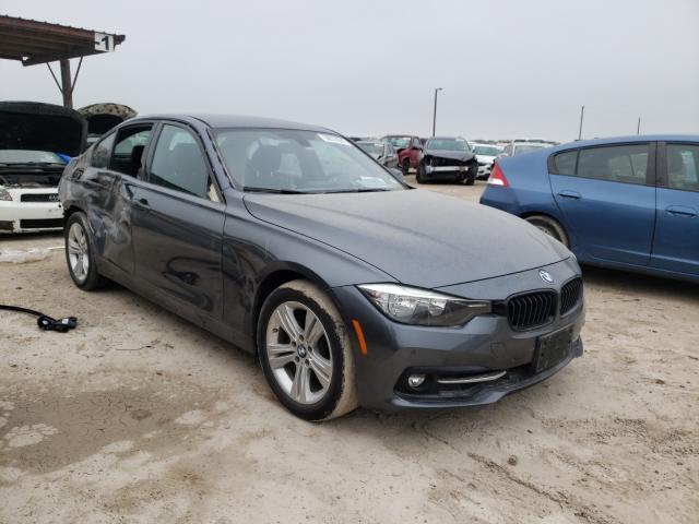 Salvage cars for sale from Copart Temple, TX: 2017 BMW 330 I