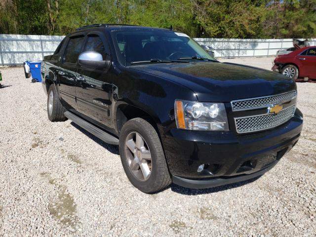 Salvage cars for sale from Copart Knightdale, NC: 2013 Chevrolet Avalanche