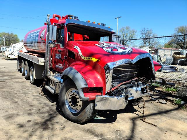 Mack salvage cars for sale: 2019 Mack Granite