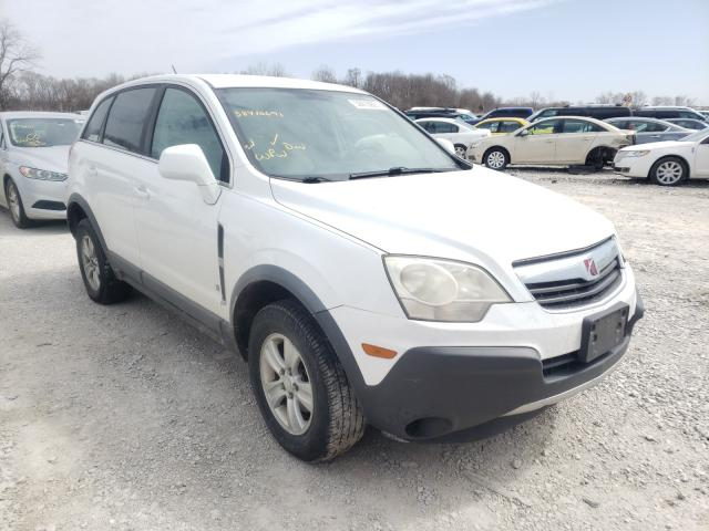 Salvage 2008 SATURN VUE - Small image. Lot 38410691