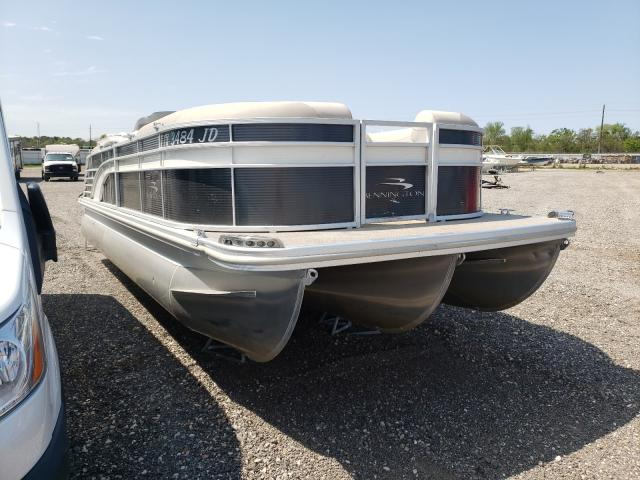 Bennche Pontoon salvage cars for sale: 2019 Bennche Pontoon
