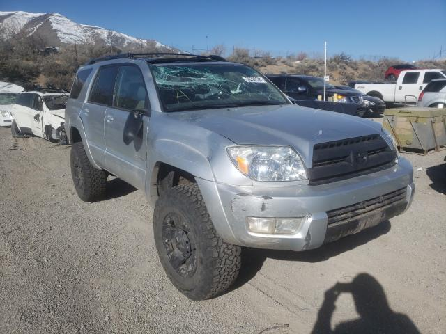 Salvage cars for sale at Reno, NV auction: 2005 Toyota 4runner SR