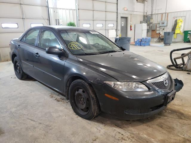 Mazda 6 salvage cars for sale: 2004 Mazda 6