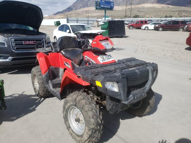 Salvage cars for sale from Copart Farr West, UT: 2008 Polaris Sportsman