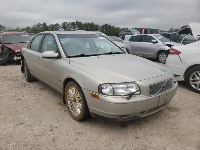 Salvage cars for sale from Copart Houston, TX: 2002 Volvo S80