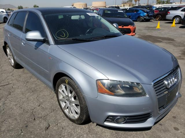 Salvage cars for sale from Copart Colton, CA: 2010 Audi A3 Premium
