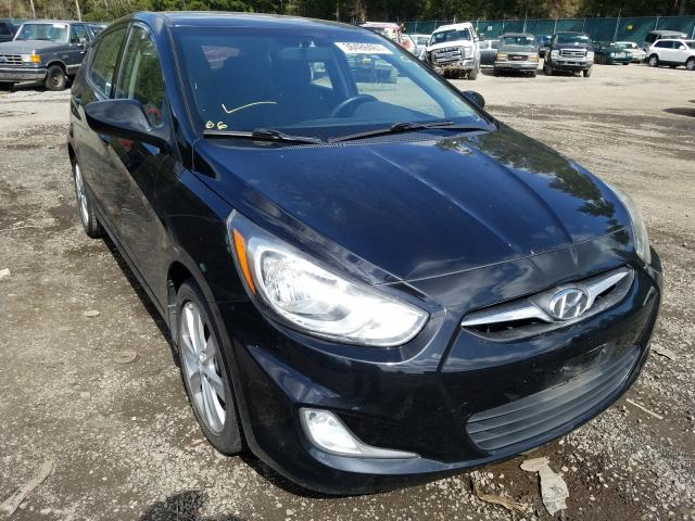 Salvage cars for sale from Copart Graham, WA: 2012 Hyundai Accent GLS
