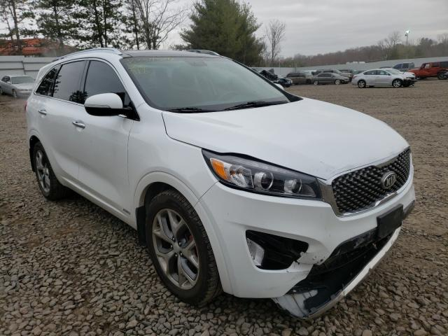 2017 KIA Sorento SX for sale in New Britain, CT