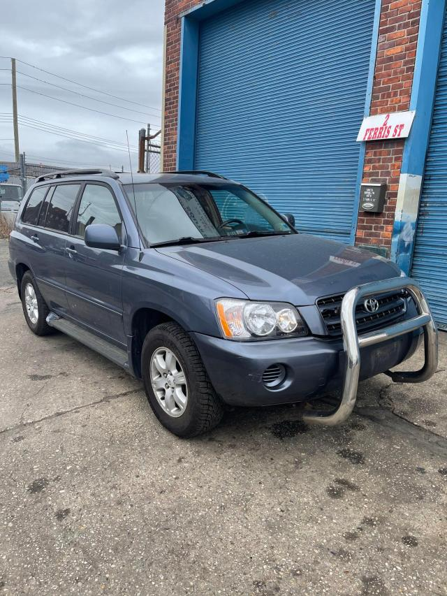 2003 Toyota Highlander for sale in Windsor, NJ