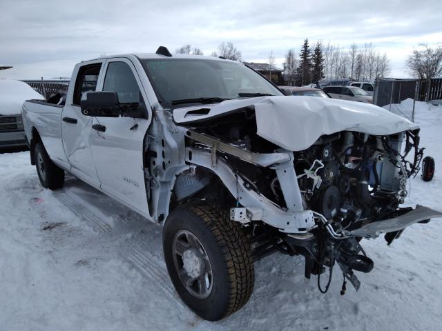 Salvage cars for sale from Copart Anchorage, AK: 2020 Dodge RAM 2500