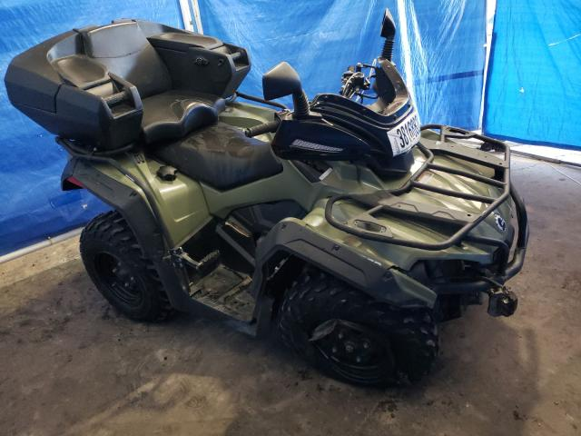 Salvage cars for sale from Copart Atlantic Canada Auction, NB: 2017 Can-Am Outlander