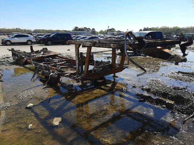 Miscellaneous Equipment salvage cars for sale: 2000 Miscellaneous Equipment Trailer
