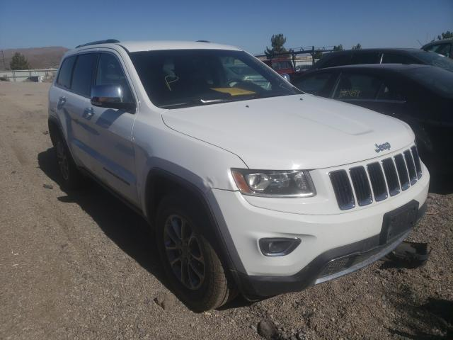 Salvage cars for sale at Reno, NV auction: 2014 Jeep Grand Cherokee
