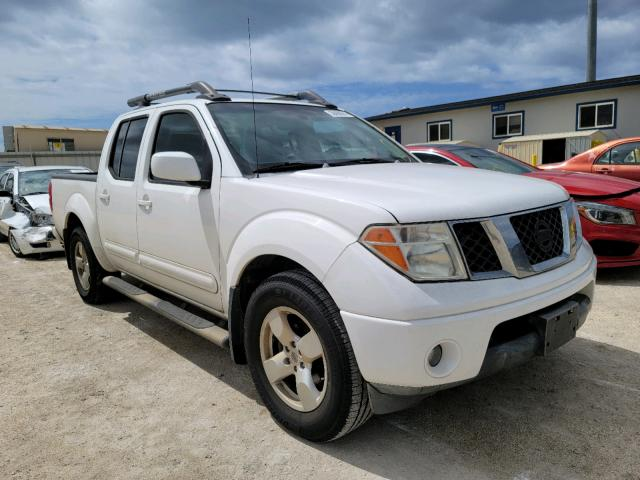 Salvage cars for sale from Copart Kapolei, HI: 2006 Nissan Frontier C