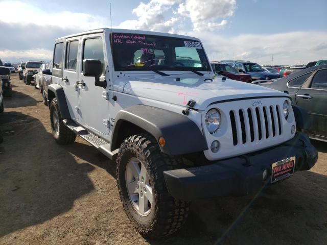 Jeep Vehiculos salvage en venta: 2018 Jeep Wrangler U