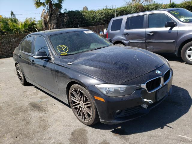 Salvage cars for sale from Copart San Martin, CA: 2014 BMW 320 I