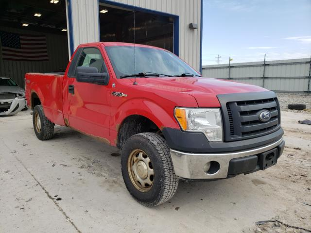Salvage cars for sale from Copart Appleton, WI: 2011 Ford F150