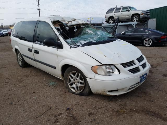 2006 Dodge Grand Caravan en venta en Colorado Springs, CO