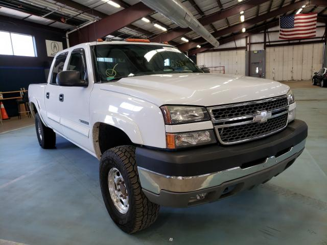 Salvage cars for sale from Copart East Granby, CT: 2005 Chevrolet Silverado