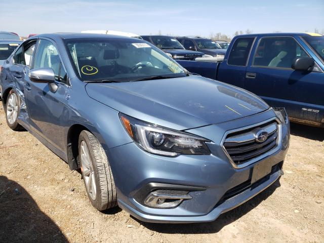 Salvage cars for sale from Copart Bridgeton, MO: 2018 Subaru Legacy 2.5