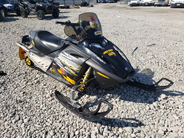 Salvage cars for sale from Copart Appleton, WI: 2006 Skidoo MXZ